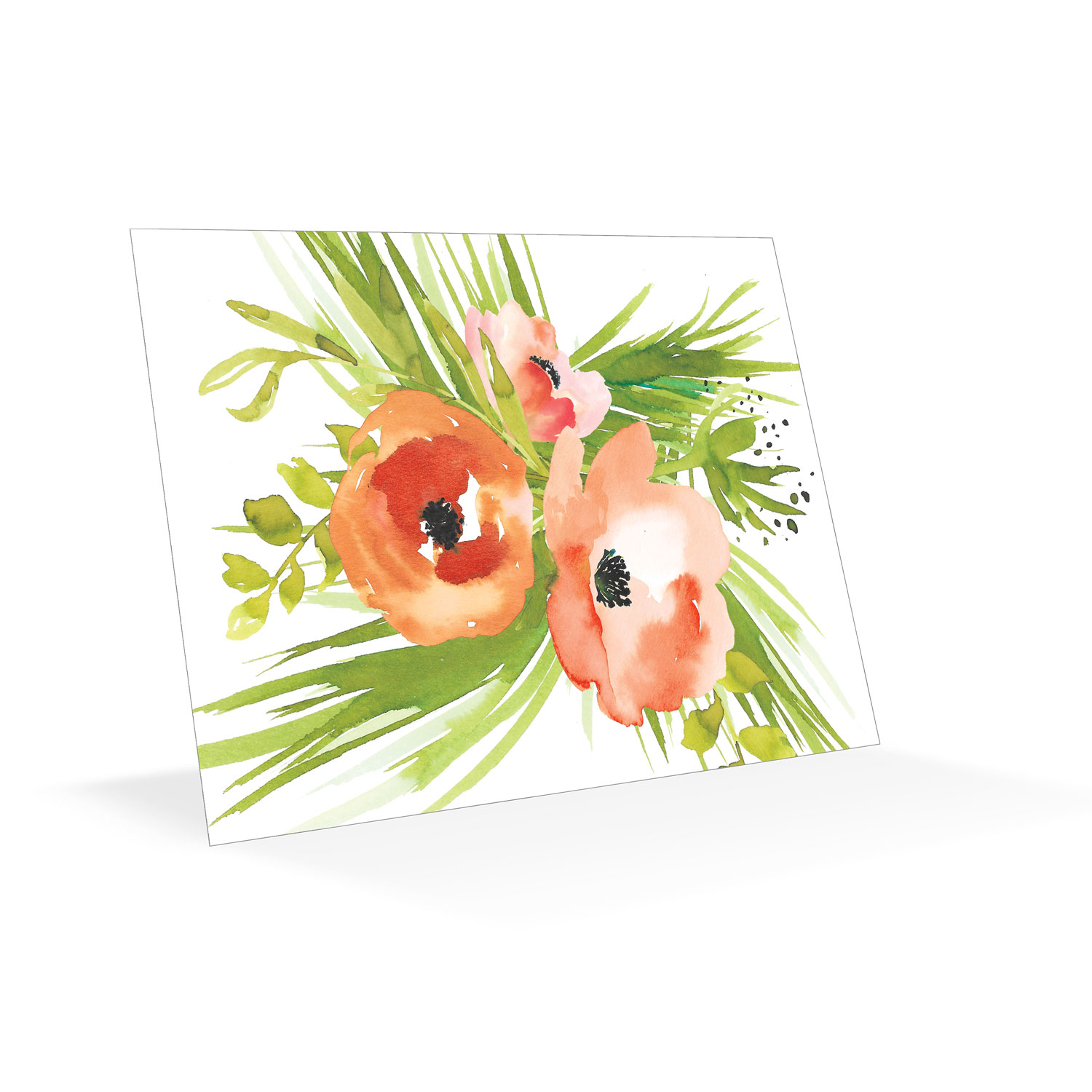 flower-note-card