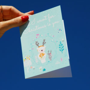 greeting-card-all-I-want-for-christmas